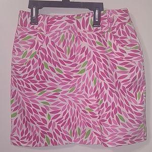 Beautiful ❤️Colorful Ep Pro ⛳ Golf Skirt Skirt Sz6